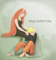 Naruto: Happy Mother's Day by Fuienu-chan