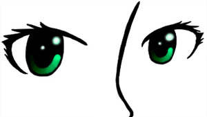 The Green Eyes. by singingaboutthesnow