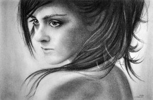 Charcoal 9 March 2011 by Avogel57