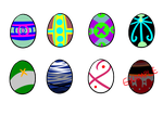 Egg Adopt batch 1 - ALL HATCHED by SaikoStation