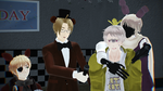 .: FNAF x Hetalia MMD test video link :. by CornellieDSanji