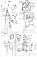 Comic, page 3 -sketch- by girlinblack