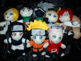 Anbu Tatto on Kakashi Anbu Plushie By  Eeriechan On Deviantart