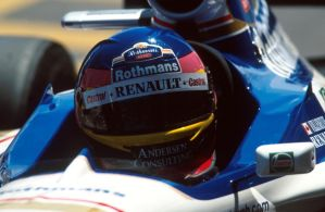 Jacques Villeneuve (Brazil 1997) by F1-history