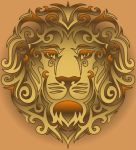 LION VECTOR TATTOO by e-designer
