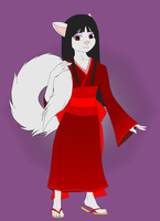 Whitnee Squirrel - Commission by Graya7