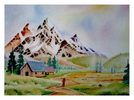 Sky high 2 by anglewind