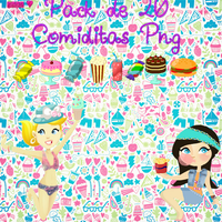 Pack de Comiditas Png by AnnaTutorials