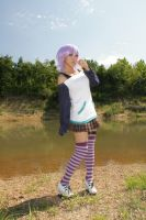 Mizore: Down By the River by Maomaoro