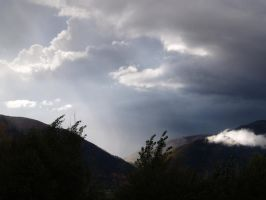 Mountain Storm 1 by RLDStock