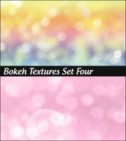 Bokeh Textures Set Four by ibjennyjenny