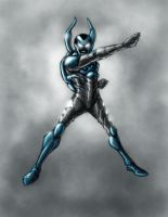 Blue Beetle III by PioPauloSantana