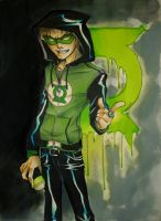 Teen Green Lantern by BethanyRoot