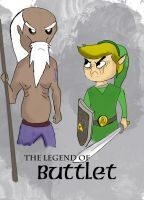 The Legend of Buttlet by Concept-Cube