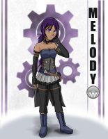 Melody Full Design by Max-Nohiro