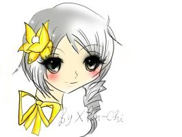 Gaiaonline avi headshot XD by kimdung