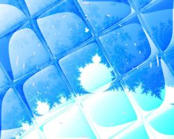 Icy Tiles 2 by neonocean
