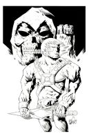 HE-MAN by drawhard