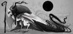 Grimm Albino by Ink-Leviathan