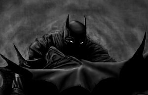 Batman by RunRockRise