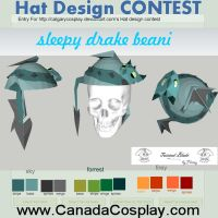 hat contest entry  yay by kalascee