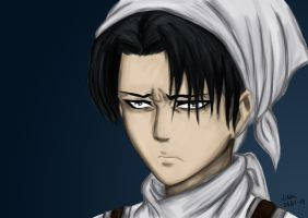 Levi Ackerman by Lipezzaner