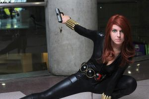 Black Widow by itsthekitsunekid