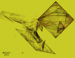 Graphite Shards by Adrolyn