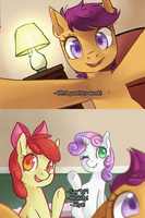 kids these days by xArakayx