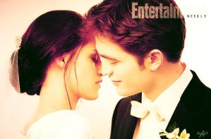 Edward and Bella by nylfn