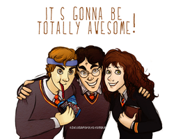 A Very Potter Musical ! by ilcielocapovolto