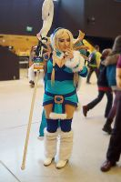 Crystal Maiden from Dota 2 by Shr3ku
