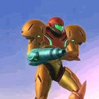 Samus and Her Cannon... (Animated) by Varia31