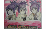 Watercolor Anko Mini Montage by gamemaster8910