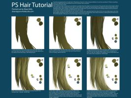 Photoshop Hair Tutorial by gruntman-the-sound