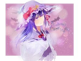 Patchouli Knowledge by Rihori