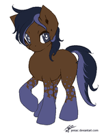 Pony Auction :Closed: by ViolaAdopts