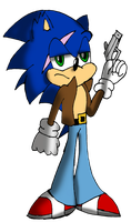 AT - 'Future is War' Sonic - Age 21-30 by Sonicdude645