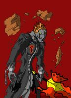Lexaeus's Heartless by CYBERSLADE666