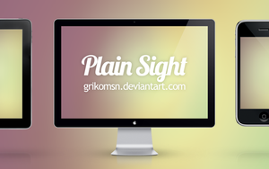 Plain Sight by grikomsn