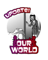 Our World page 18 is live! by Kuurion