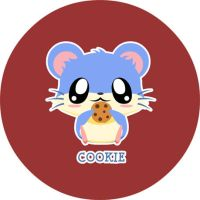 Cookie Hamster by The-8th-Sin