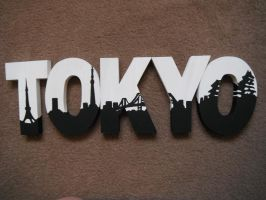 Tokyo by rossparsons
