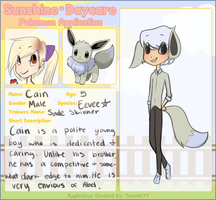 SD Cain's App by jinuro