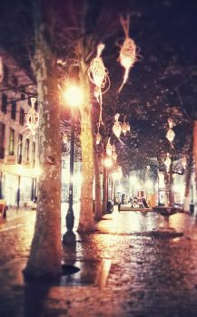 Christmas in Brussels by vanerich