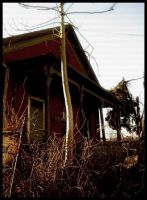 House in Five Points by DrewDahlman