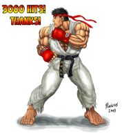 RYU: STREET FIGHTER IV by viniciusmt2007