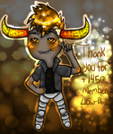 Thanks for a 1500 members! by evillovebunny500