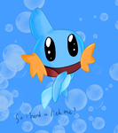 MUDKIP by chibitracy