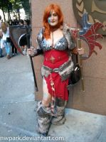 Pax 2013 Dragon Slayer by nwpark